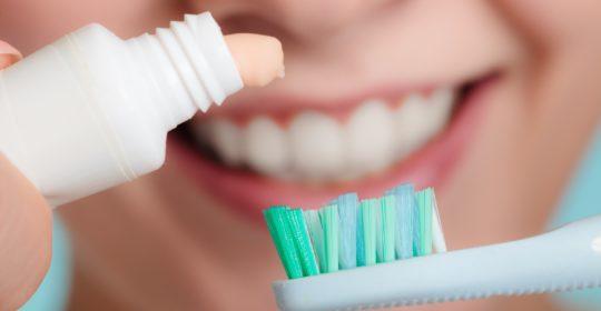 Higiena jamy ustnej – szczotkowanie zębów