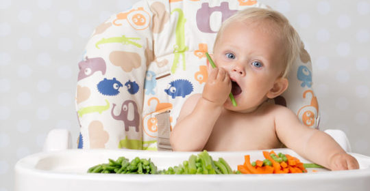 Dieta dziecka i jej wpływ na rozwój zgryzu