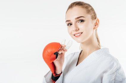 Ochraniacze na zęby – elektronika w służbie sportu